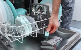 Having Problems With Your Dishwasher Soap Dispenser