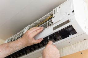 Is Your Air Conditioner Leaking